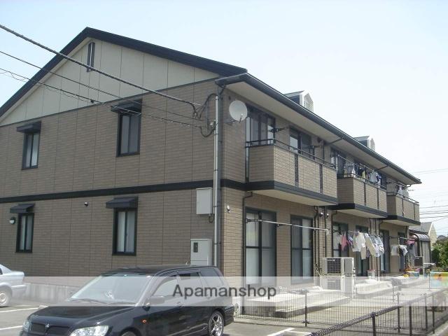 富山県富山市、堀川小泉駅徒歩28分の築16年 2階建の賃貸アパート