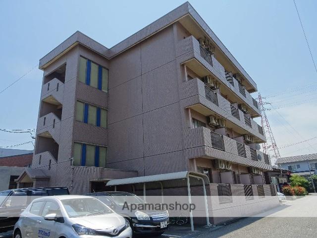富山県富山市、小泉町駅徒歩25分の築20年 4階建の賃貸マンション