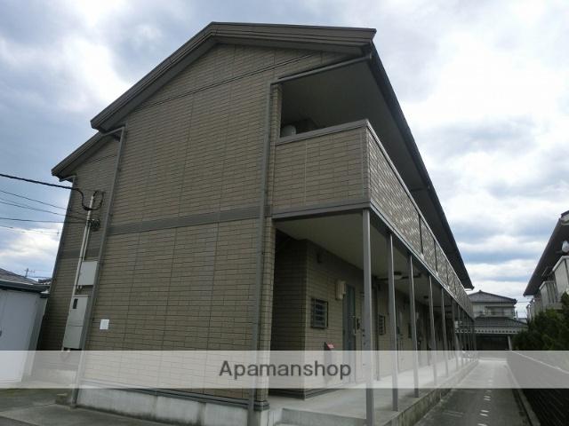 富山県富山市、大泉駅徒歩9分の築13年 2階建の賃貸アパート