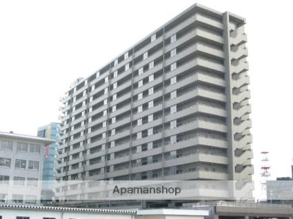 富山県富山市、富山駅徒歩6分の築17年 14階建の賃貸マンション