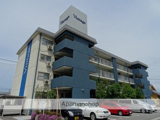 富山県富山市、稲荷町駅徒歩18分の築37年 4階建の賃貸マンション
