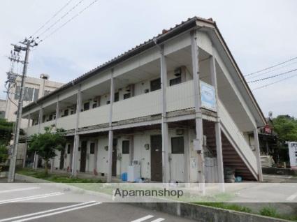 富山県富山市、呉羽駅徒歩14分の築31年 2階建の賃貸アパート