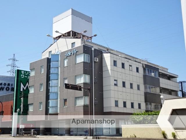 富山県富山市、大町駅徒歩14分の築28年 5階建の賃貸マンション