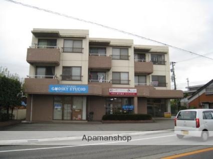 富山県富山市、奥田中学校前駅徒歩12分の築29年 3階建の賃貸マンション