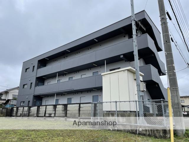 富山県富山市、速星駅徒歩5分の築28年 3階建の賃貸マンション