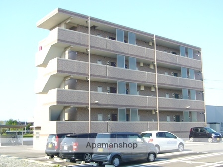 富山県富山市の築7年 4階建の賃貸マンション