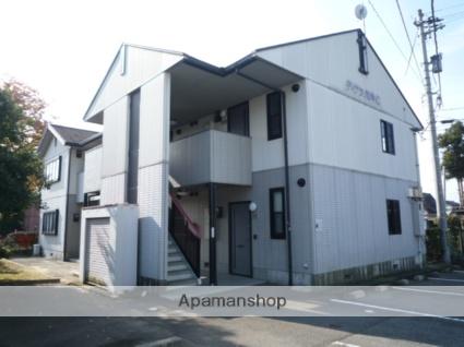 富山県富山市、小杉駅徒歩8分の築21年 2階建の賃貸アパート