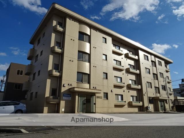 富山県富山市、小泉町駅徒歩23分の築28年 4階建の賃貸マンション