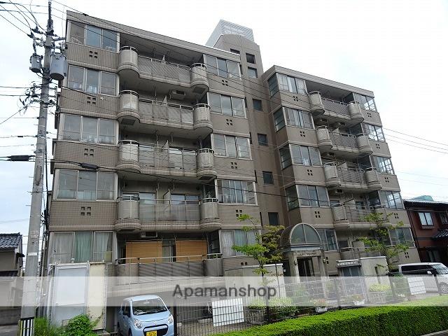 富山県富山市、富山駅徒歩6分の築19年 5階建の賃貸マンション