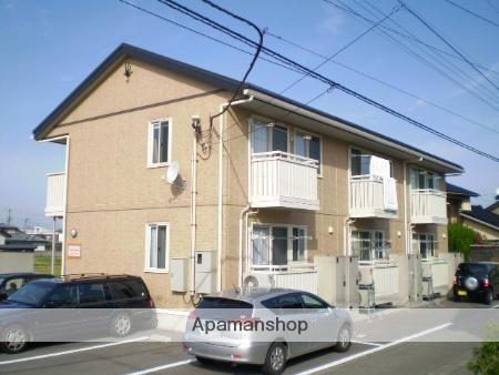 富山県富山市、下奥井駅徒歩10分の築11年 2階建の賃貸アパート