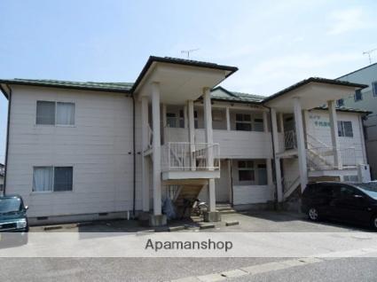 富山県富山市、下奥井駅徒歩11分の築21年 2階建の賃貸アパート