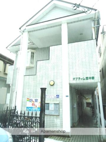富山県富山市、西中野駅徒歩5分の築27年 2階建の賃貸アパート