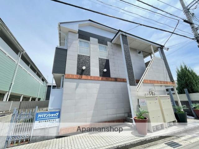 富山県富山市、インテック本社前駅徒歩10分の築27年 2階建の賃貸アパート