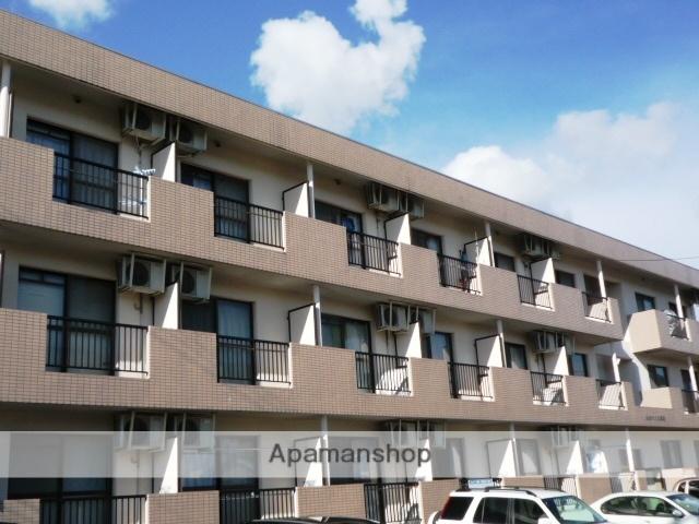 富山県富山市、奥田中学校前駅徒歩9分の築22年 3階建の賃貸マンション