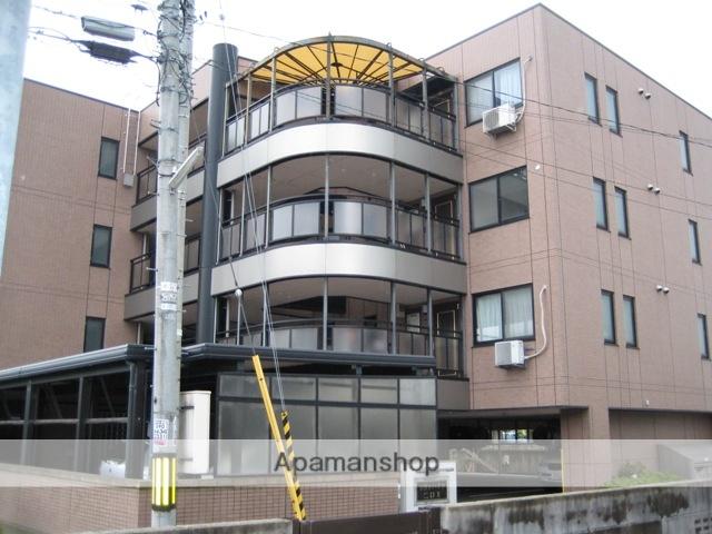 富山県富山市の築16年 4階建の賃貸マンション