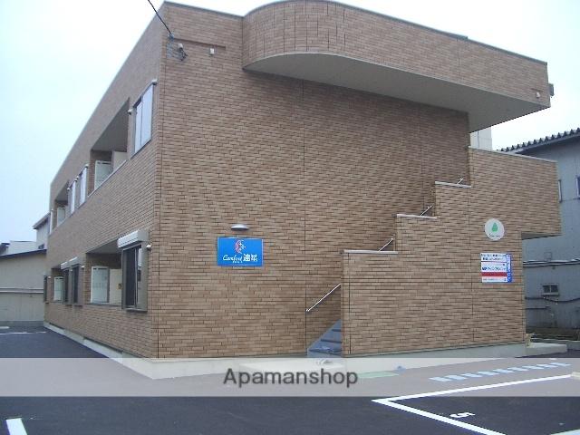 富山県富山市、速星駅徒歩6分の築8年 2階建の賃貸マンション