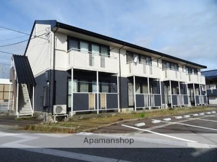 富山県富山市、越中中島駅徒歩24分の築29年 2階建の賃貸アパート