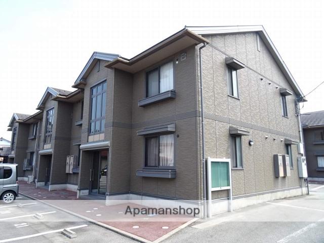 富山県富山市、奥田中学校前駅徒歩18分の築16年 2階建の賃貸アパート