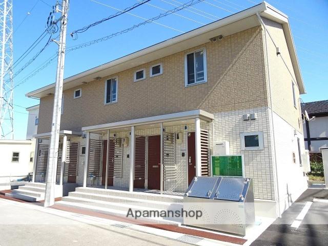 富山県富山市、犬島新町駅徒歩15分の築1年 2階建の賃貸アパート