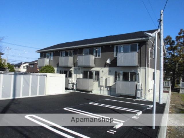 富山県富山市、速星駅徒歩19分の築1年 2階建の賃貸アパート