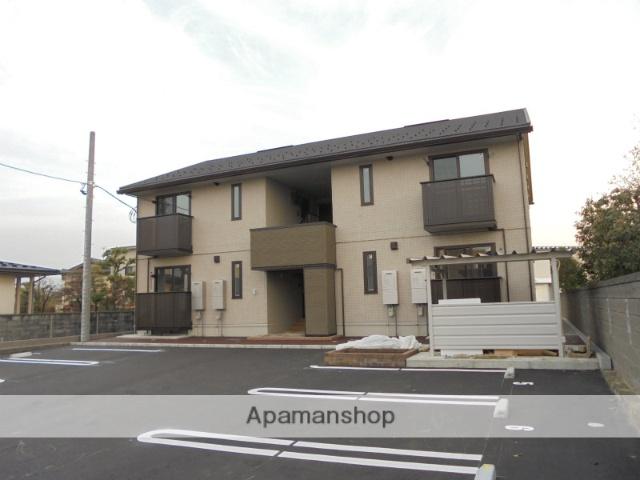 富山県富山市、速星駅徒歩10分の新築 2階建の賃貸アパート