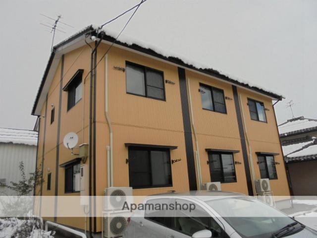 富山県富山市、速星駅徒歩13分の築21年 2階建の賃貸アパート