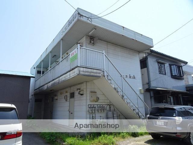 富山県富山市、稲荷町駅徒歩16分の築31年 2階建の賃貸アパート