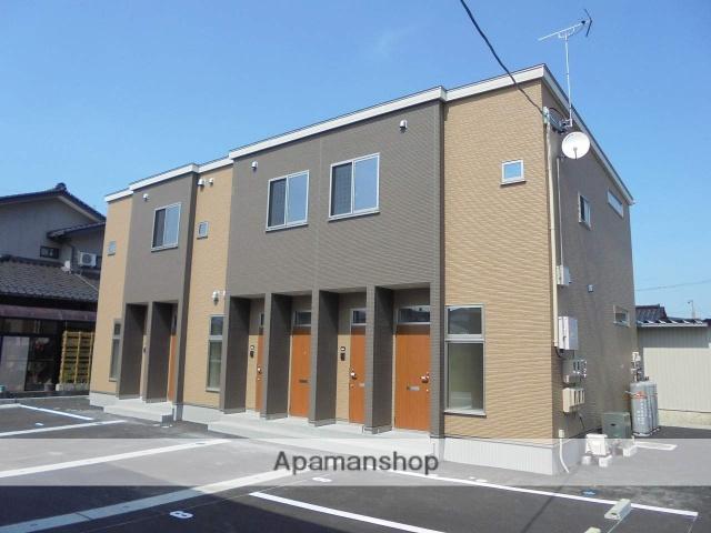 富山県富山市、速星駅徒歩15分の築1年 2階建の賃貸テラスハウス