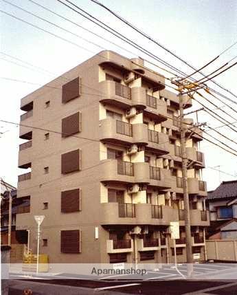 富山県富山市、広貫堂前駅徒歩4分の築23年 5階建の賃貸マンション
