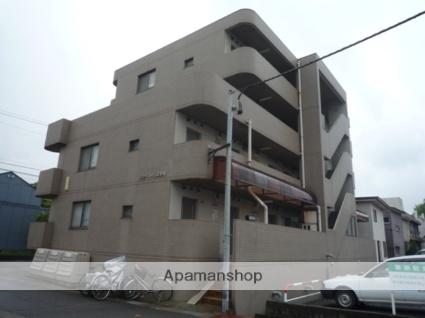 富山県富山市、安野屋駅徒歩3分の築21年 4階建の賃貸マンション