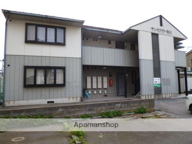 富山県富山市、堀川小泉駅徒歩2分の築21年 2階建の賃貸アパート