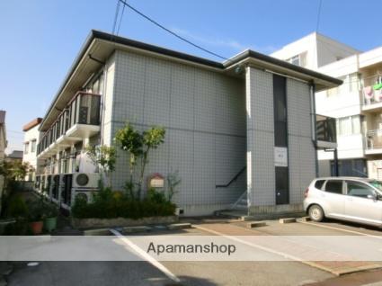 富山県富山市、堀川小泉駅徒歩2分の築20年 2階建の賃貸アパート