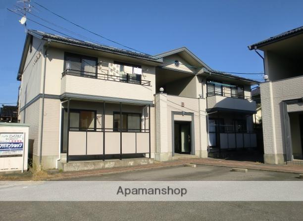 富山県富山市、大町駅徒歩2分の築22年 2階建の賃貸アパート