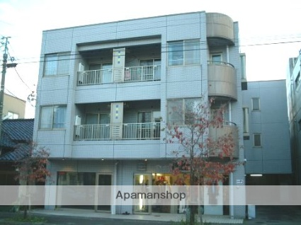 富山県富山市、広貫堂前駅徒歩8分の築28年 3階建の賃貸マンション