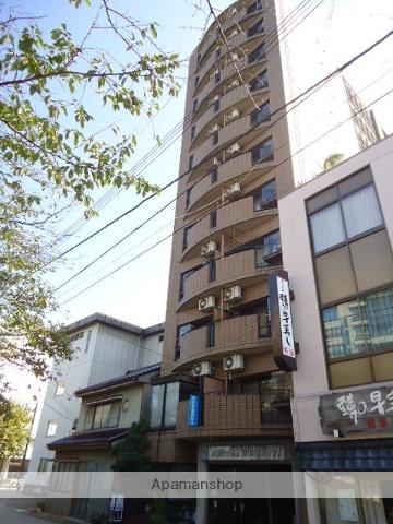 富山県富山市、諏訪川原駅徒歩5分の築26年 11階建の賃貸マンション