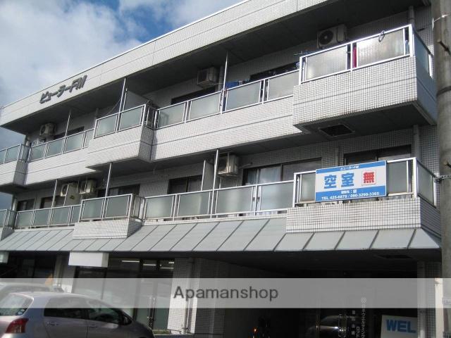 富山県富山市、大町駅徒歩17分の築27年 3階建の賃貸マンション