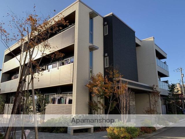 富山県富山市、堀川小泉駅徒歩7分の新築 3階建の賃貸マンション