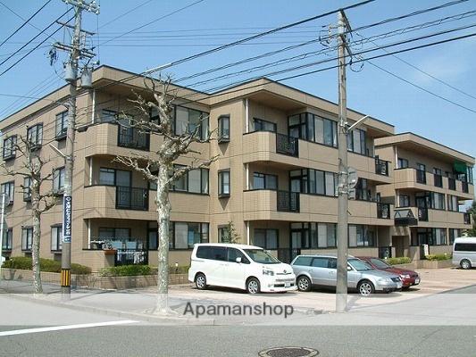 富山県富山市、大泉駅徒歩7分の築18年 3階建の賃貸マンション