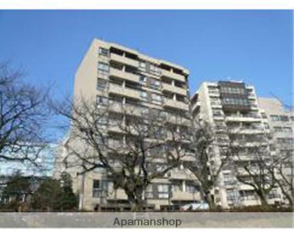 富山県富山市、諏訪川原駅徒歩6分の築38年 9階建の賃貸マンション