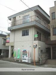 富山県富山市、南富山駅徒歩2分の築34年 3階建の賃貸アパート