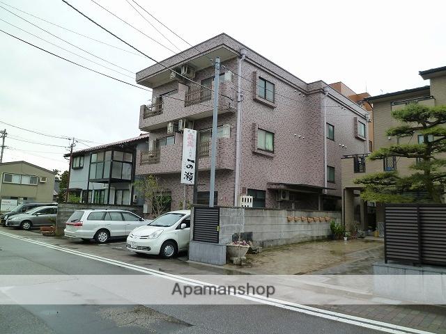 富山県富山市、諏訪川原駅徒歩6分の築20年 3階建の賃貸マンション
