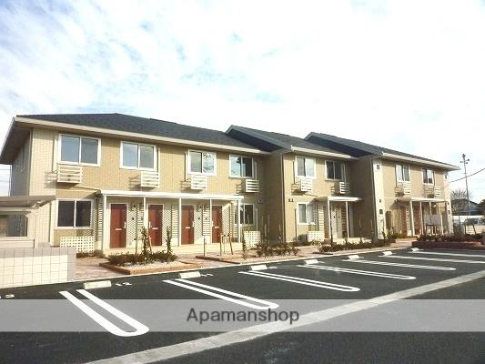 富山県富山市、越中中島駅徒歩5分の築3年 2階建の賃貸アパート