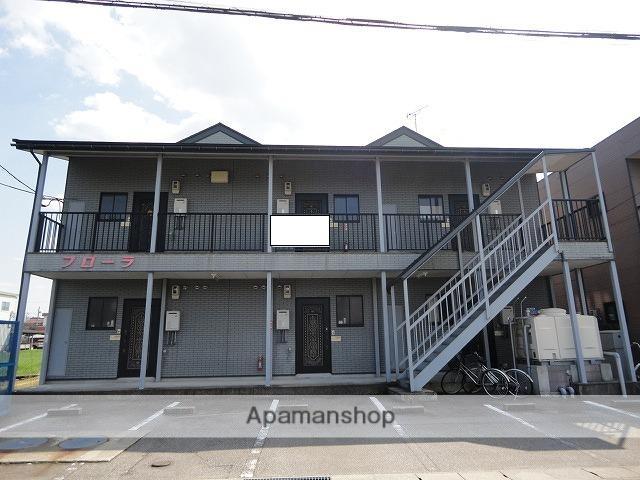 富山県富山市、南富山駅徒歩42分の築16年 2階建の賃貸アパート