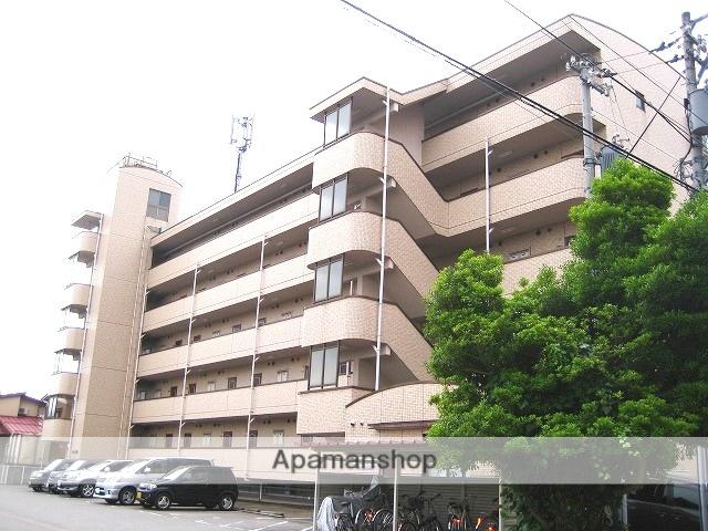 富山県富山市の築21年 5階建の賃貸マンション