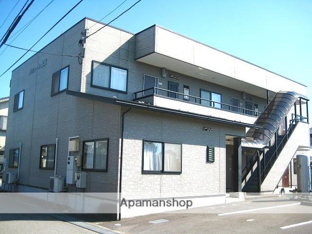 富山県富山市、速星駅徒歩20分の築15年 2階建の賃貸アパート