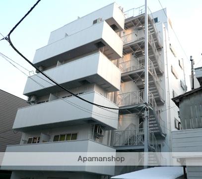富山県富山市、上本町駅徒歩6分の築27年 6階建の賃貸マンション