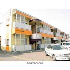 富山県富山市、東新庄駅徒歩18分の築27年 2階建の賃貸アパート