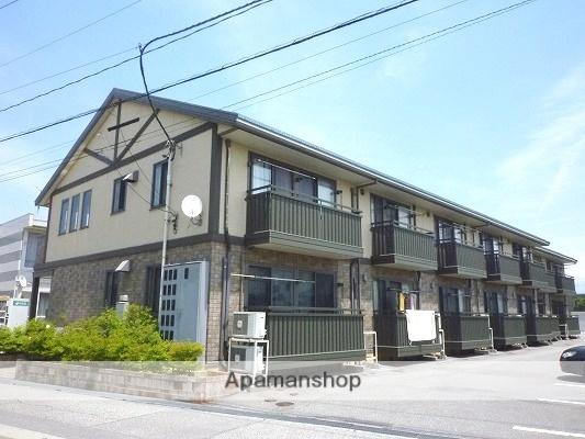 富山県富山市、下奥井駅徒歩13分の築10年 2階建の賃貸アパート