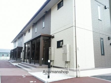 富山県高岡市、西高岡駅徒歩9分の新築 2階建の賃貸アパート