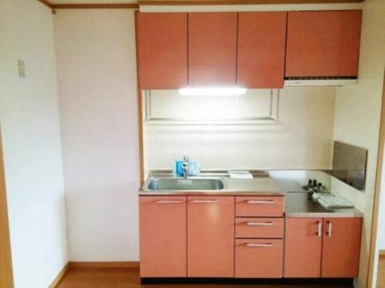 ポンテルーナⅡ[2DK/50.86m2]のキッチン